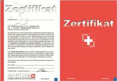 CILING-Zertifikat