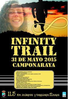 INFINITY TRAIL - Memorial Cristina Díaz - Camponaraya, 31-05-2015