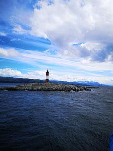 Leuchtturm, Ushuaia