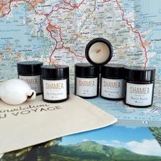 Découvrez la collection avec ses mini bougies parfumées