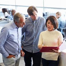 Teamwork im Netzwerk bei Prozessoptimierung und Lean-Management