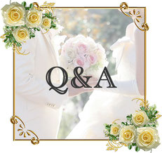 Q&A,ご質問,Mariage gift,マリアージュギフト