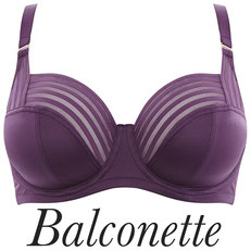 Balconette BH in Big Cups
