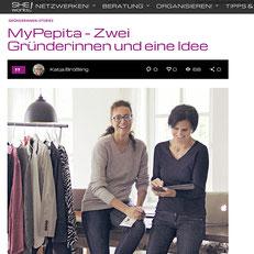 Mypepita Mode Online Shop übergrößen