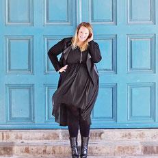 Plus Size Blogger , Mode in großen Größen , Mypepita