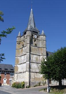 Eglise Saint-Nicolas de Cappy