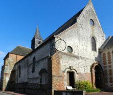 Eglise Saint-Léger de Lucheux
