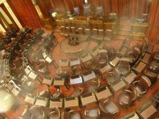 Im Congreso National: Der Senat arbeitet heute nicht ...