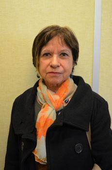Vice Présidente Marie Françoise GUERVENO