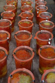 Tomaten, Paradeiser