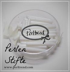 Perlen Stifte www.perltrend.com Pearls beads Luzern Schweiz Onlineshop basteln Schmuck