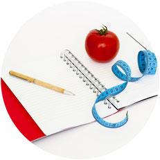 Ernährung, Beratung, Abnehmen, Muskelaufbau