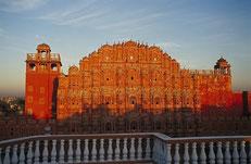 Palast der Winde, Jaipur © C.Lienert