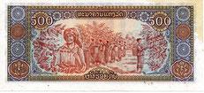 500 laotische Kip