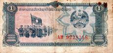 1 laotischer Kip