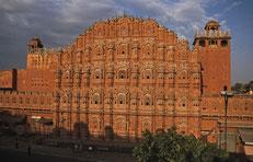 Palast der Winde, Jaipur © C. Lienert