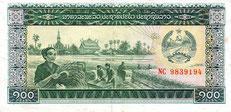 100 laotische Kip