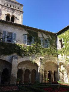 St. Paul de Mausole, near Saint-Remy-de-Provence