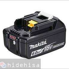 マキタ リチウムイオンバッテリー18V