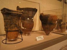 土器や石器