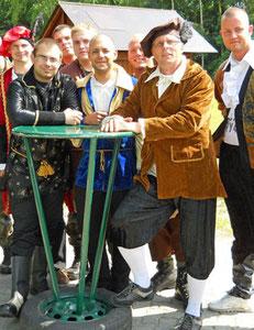Mittelalterfest in Nienburg 2012