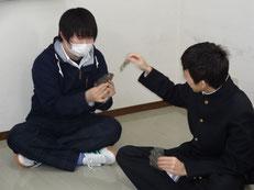 北日本高等専修学校 新入生歓迎レク