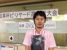 3位:長谷川俊介