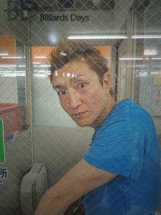 JPBA虻川修プロ(Prison Break風)