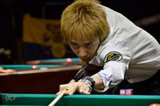 昨年の関東オープン優勝:土方隼斗