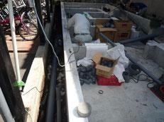 台東区木造3階建て耐火建築物 屋外給排水工事画像4