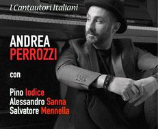"""Tour Teatrale per lo spettacolo di Andrea Perrozzi """"Cantastelle"""""""