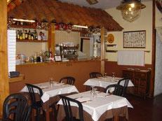 Alquiler de vacaciones en Tossa de Mar restaurante Da Nino en Tossa de Mar