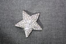Magnetbrosche Stern