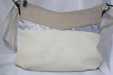 Tasche mit Silber