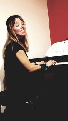 Miriam Geissler - Klavierlehrer - Keyboardlehrer
