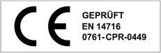 Bild Logo CILING-CE-Zeichen