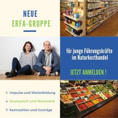 Bioladen Erfa-Gruppen Austausch Beratung
