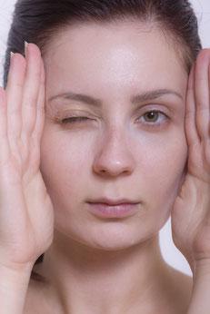 目の動き 目の見やすさ 眼球運動、視界