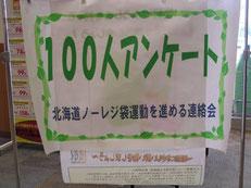 2008年レジ袋削減についての意識調査