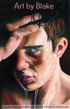 "Bild ""Exhaustion"" by Blake 2017"