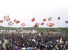 2012浜松まつり凧揚げ合戦