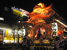 2012 浜松まつり 御殿屋台引き回し
