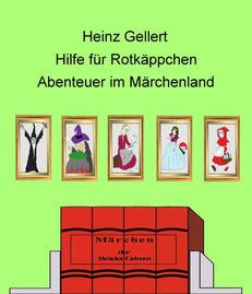 Cover des Ebooks Hilfe für Rotkäppchen