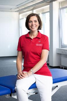 Dr. Heike Leonhardt-Huober ist Fachlehrerin für Gynäkologie und Hygiene Physiotherapie Studium