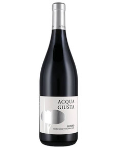 (17,00€) Acquagiusta Maremma Toscana DOC 2017 (Bodega Tenuta La Badiola)