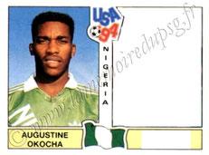 N° 241 - Augustine OKOCHA (1994, Nigéria > 1998-02, PSG)