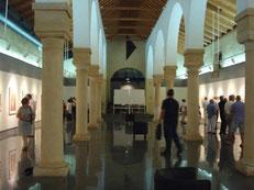 展示会場は市民ホール La Almona