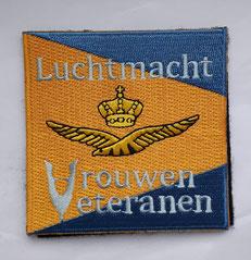 badge vrouwen veteranen Klu