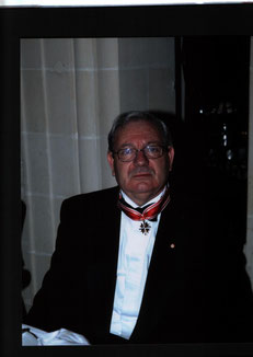 Barone don Alfonso Perna Genitore di Sua Altezza