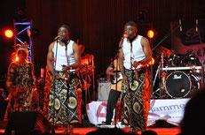 Les Jumeaux de MASAO (Masao Masu). Photo Claude Bedaha